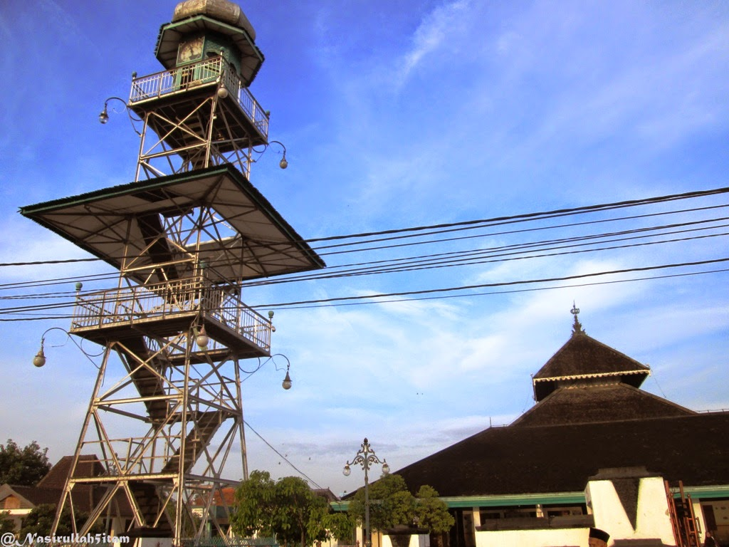 Menara Masjid Agung Kota Demak