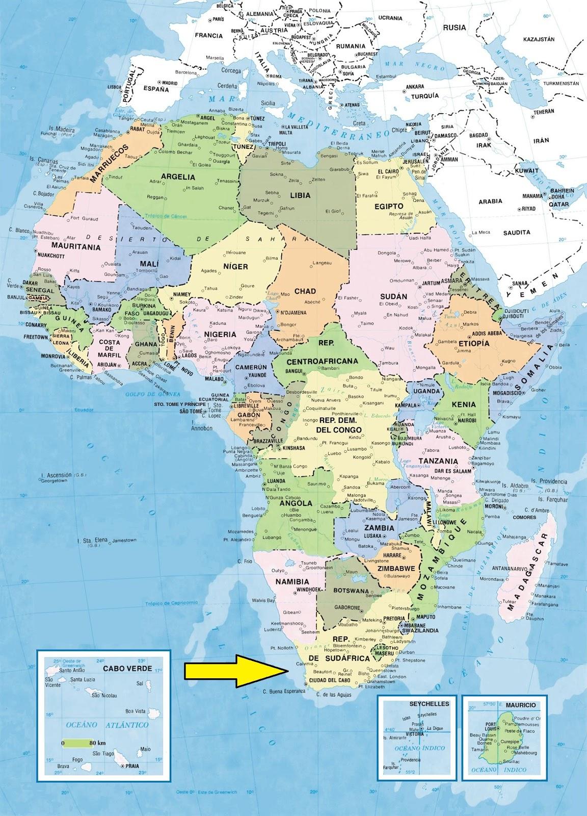Abuya es la capital de este país africano