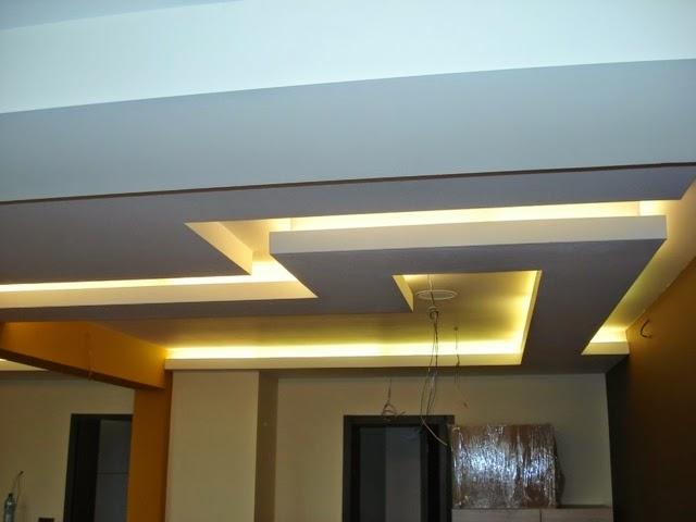 25 Latest False Ceiling Designs Catalog 2016 - Home Decor