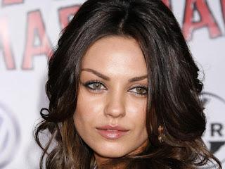 Mila Kunis beautiful hollywood actress