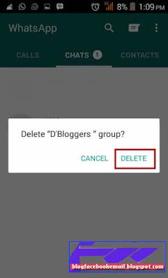 konfirmasi delet grup whatsApp