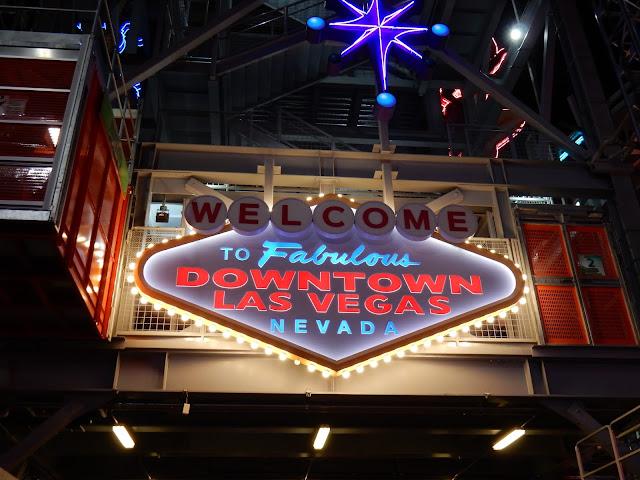 Fremont Street Experience, Las Vegas, Elisa N, Blog de Viajes