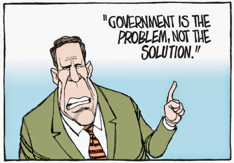 Government Funny cartoon