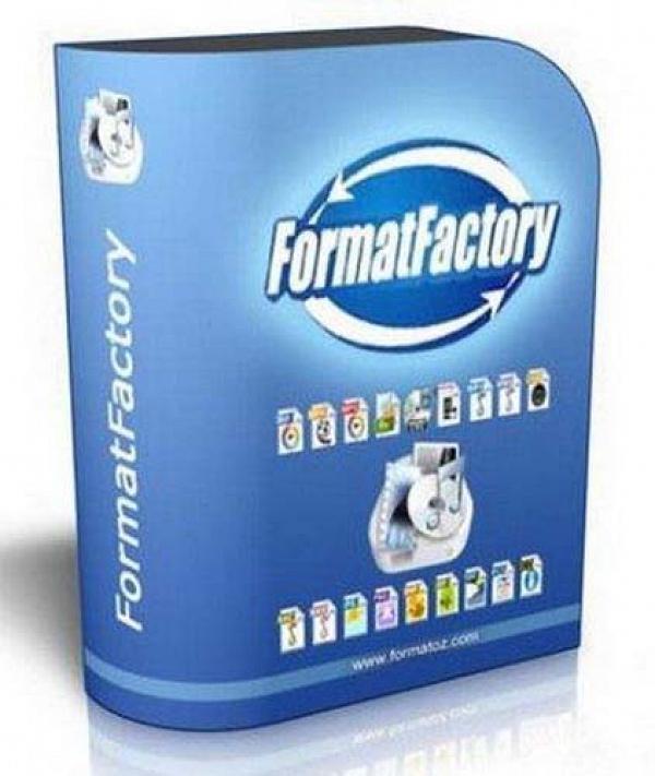 برنامج تحويل الفيديو format factory بالعربي