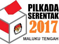 Inilah Hasil Quick Count/Perhitungan Cepat Pilkada/Pilbup Maluku Tengah 2017