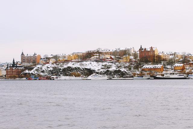 Stockholm Island