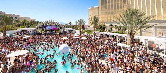 Pool Party Las Vegas