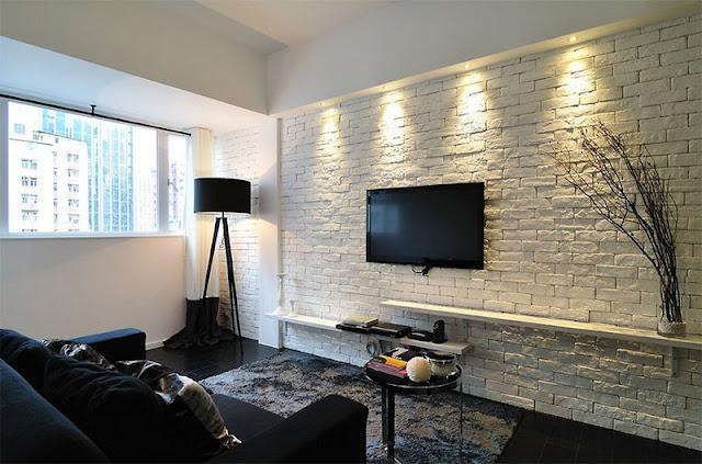 dinding rumah minimalis