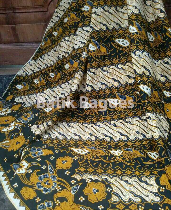 Jual Baju Batik Tulis Asli: Jual Kain Batik Tulis Asli Solo Premium