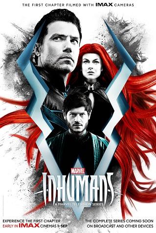 Siêu Dị Nhân - Marvel's Inhumans First