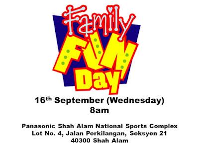 Family Day – 16th September 2015