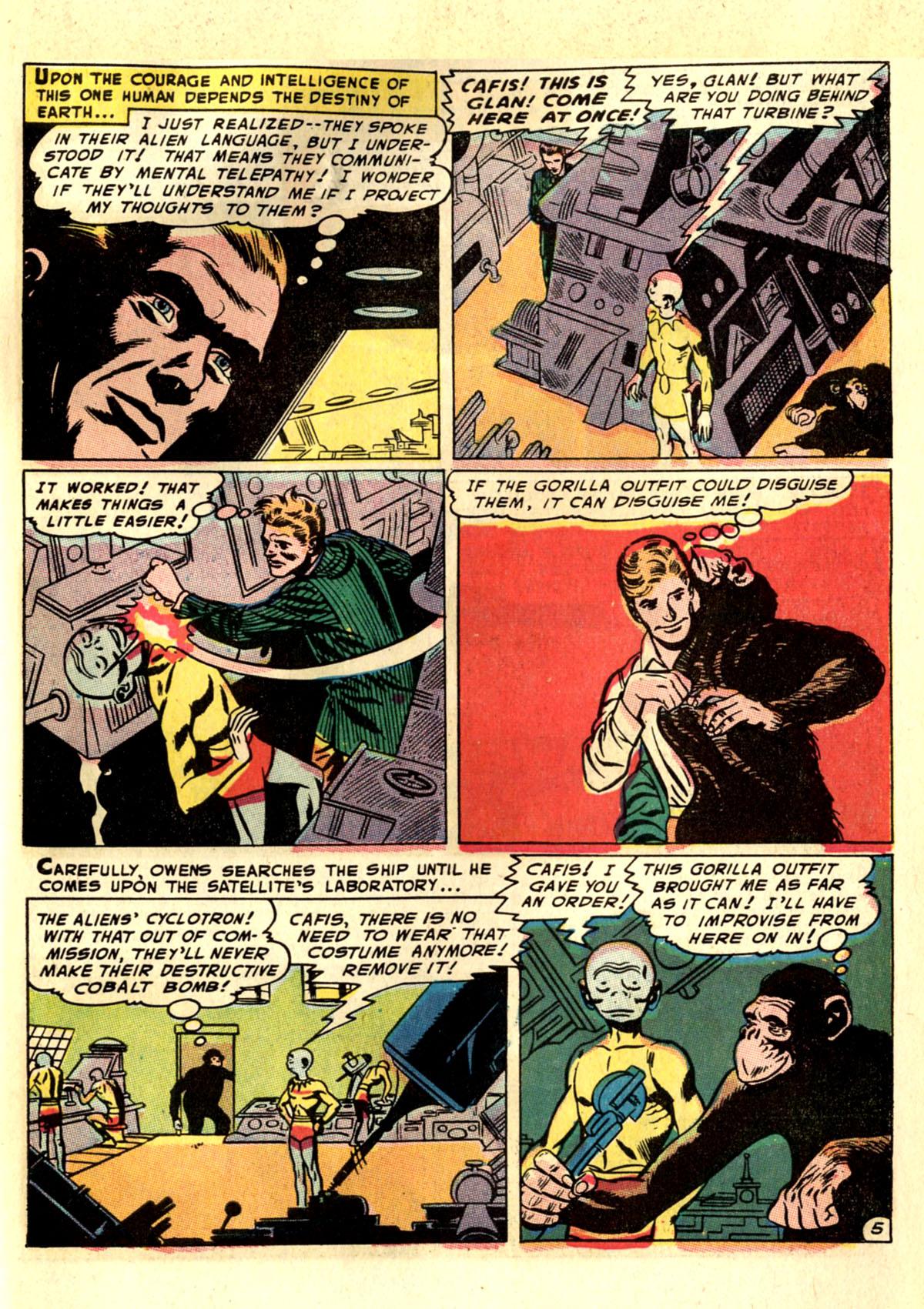 Strange Adventures (1950) issue 208 - Page 30