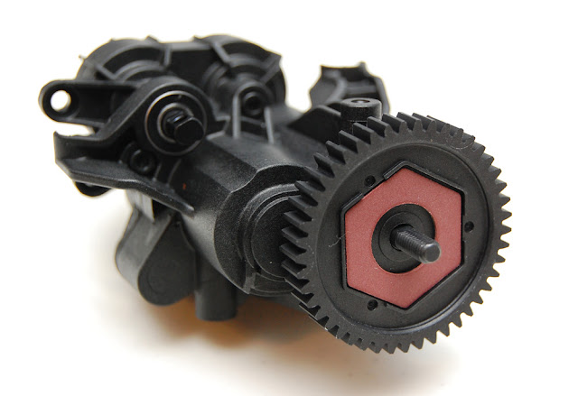 Traxxas TRX-4 slipper clutch assembly