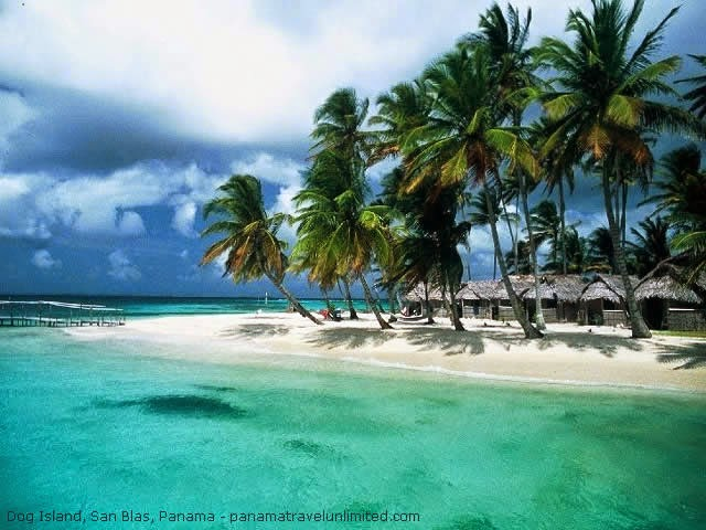 Ilha dos Cachorros - (Dog Islands), San Blas, Panamá