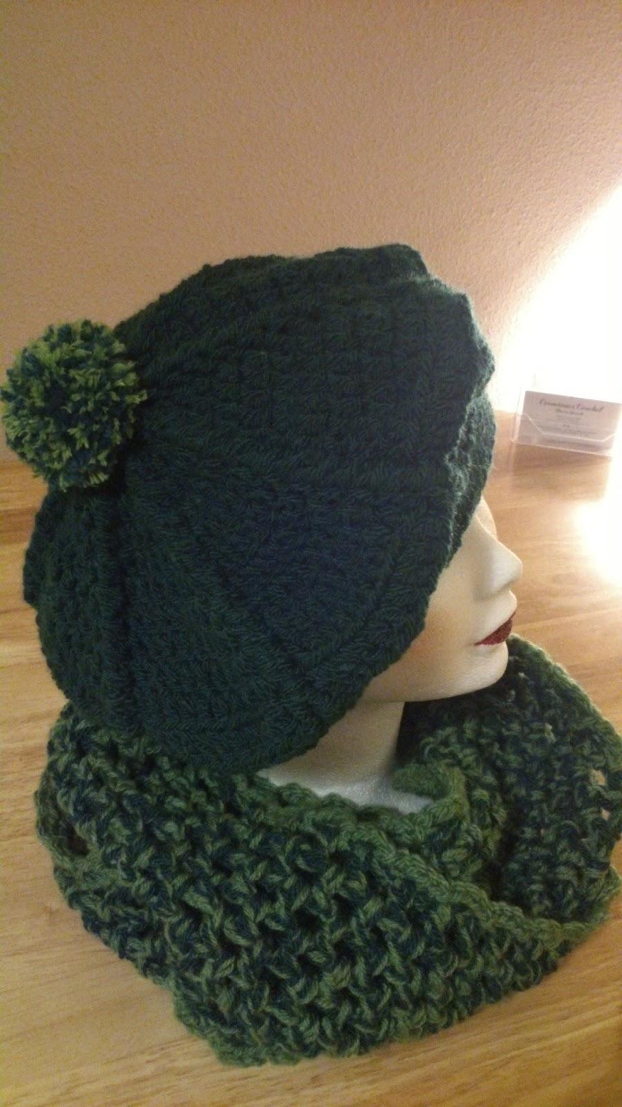 CREACIONES CROCHET- Marisa Gerardi  Boina con bufanda crochet a ... bdba678fc31