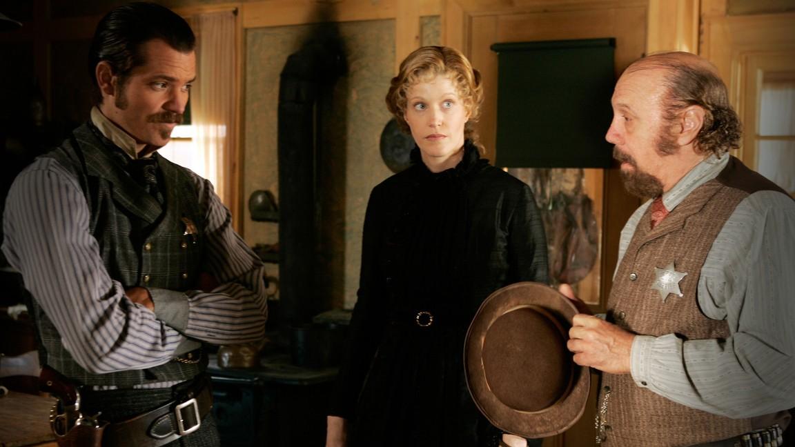 Deadwood - Season 3 Episode 12: Tell Him Something Pretty