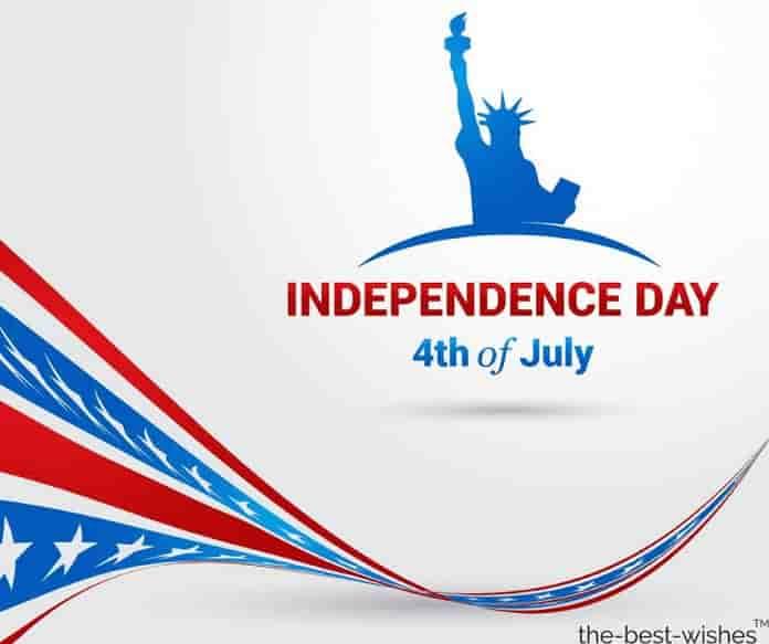 4th july usa statue of liberty