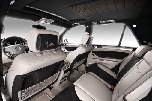 interior parts for Mercedes-Benz