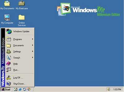 Windows ME (Millennium Edition)