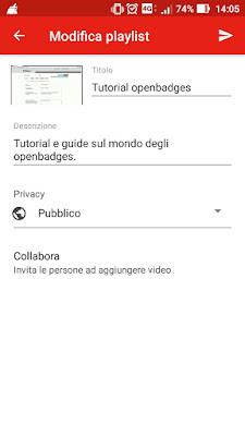 Apprendimento collaborativo youtube