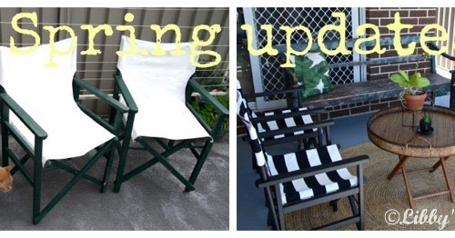 Director Chairs Spring Update.