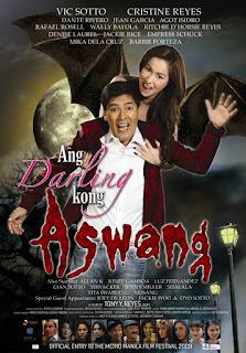 Ang Darling Kong Aswang, also known as Ang Darling Kong Asawa, is a 2009 Filipino comedy horror film.
