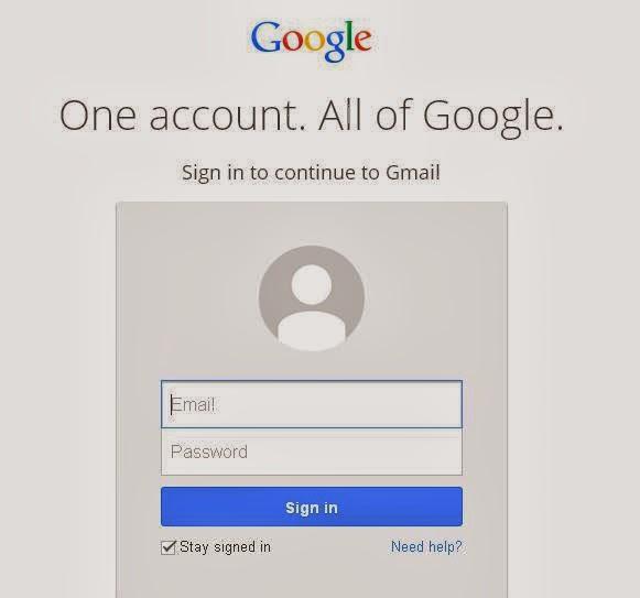 تسجيل دخول الى حسابك على Gmail بدون أنترنت