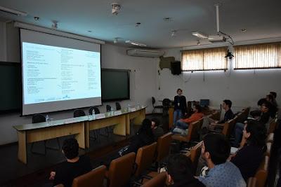 Projeto ARIM Vale da Ribeira é apresentado na UNESP