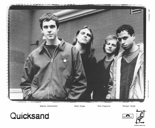 Image result for quicksand band