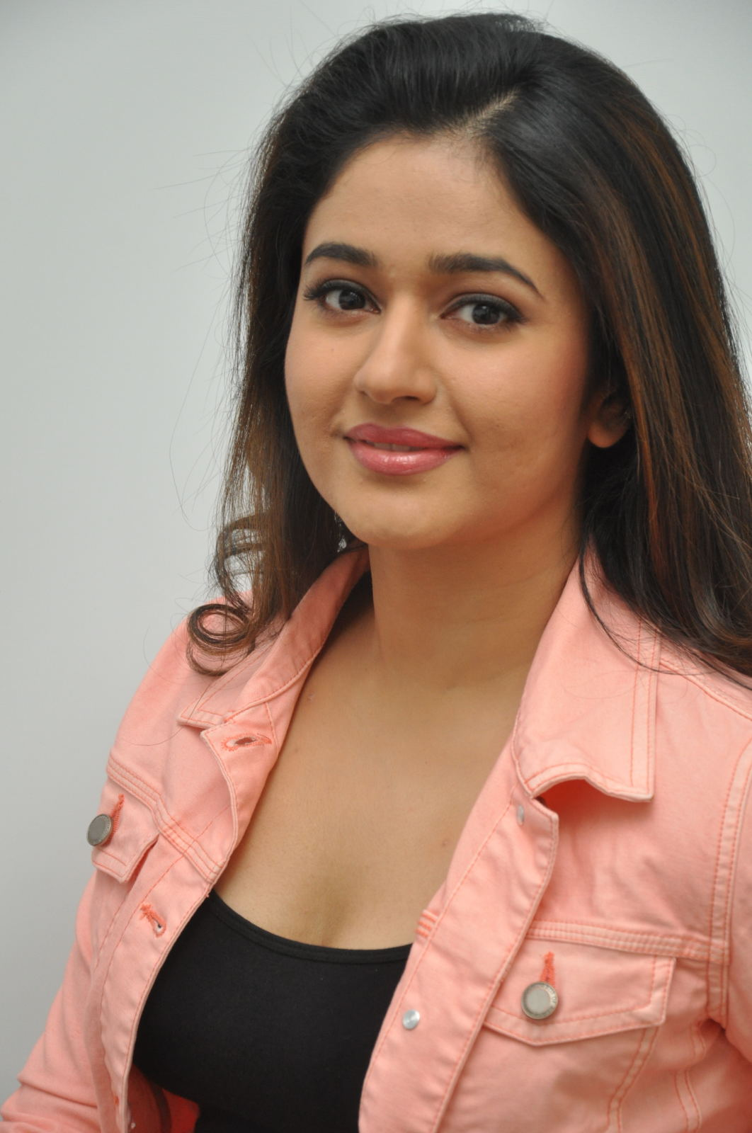 Poonam Bajwa Latest Photoshoot In Pink Dress