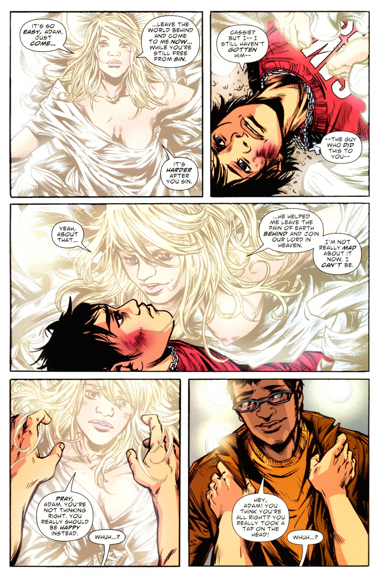 Read online American Virgin comic -  Issue #9 - 4