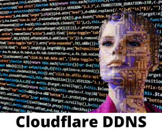 DYNAMIC DNS FOR CLOUDFLARE UPDATE