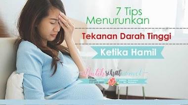 7 Cara Mengatasi Tekanan Darah Tinggi Ketika Hamil Dengan Berkesan