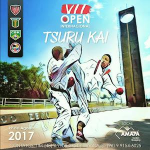 7º Open Internacional Tsuru Kai de Karate