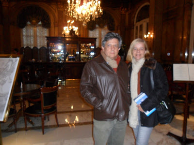 Hotel Alvear Palace; Hotel Alvear Palace; conhecendo a América Latina; Buenos Aires; Bairro Recoleta;