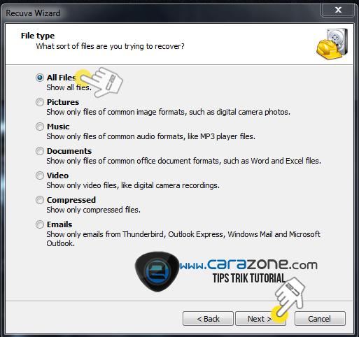 Cara  Mengembalikan File Terhapus pada MICROSD | Kartu Memori