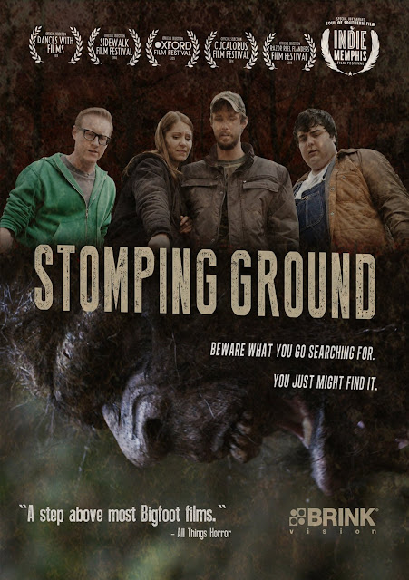 stomping ground poster