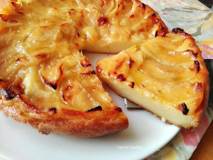 Tarta de manzana (Muy fácil)