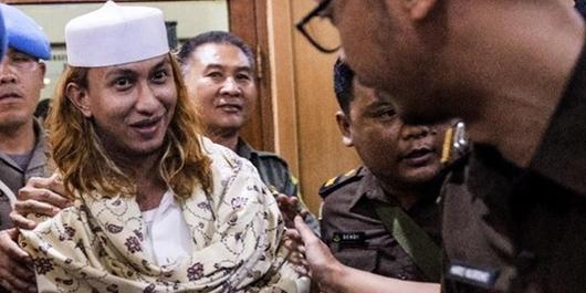 Bahar bin Smith ke Jokowi: Rasakan Pedasnya Lidah Saya