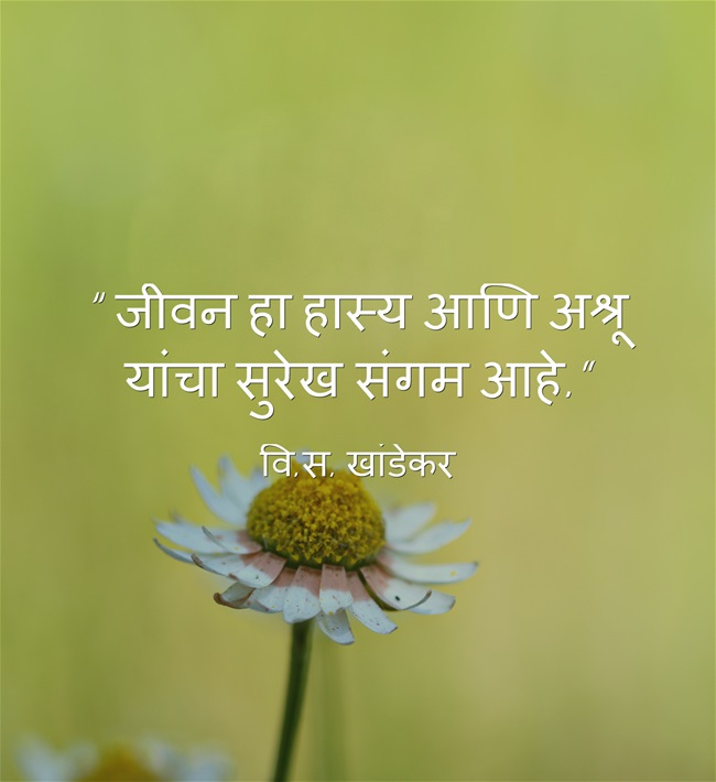 10 Top Life Quotes In Marathi Can Change Your Thinking