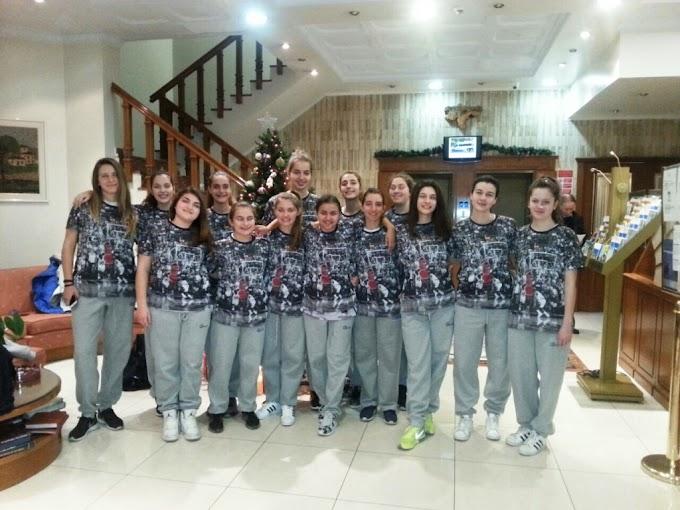 Νίκη στην Νέα Σμύρνη για τις κορασίδες του Αστέρα Ιπποδρομίου-Μαντουλίδη