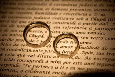 O noivo é chamado à Tora antes do casamento