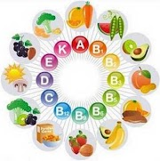 Le rôle des vitamines, les aliments riches en vitamines