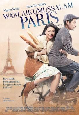 Download Film Wa'alaikumsalam Paris (2016) Full Movie Gratis