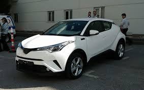 Latest Toyota C-HR