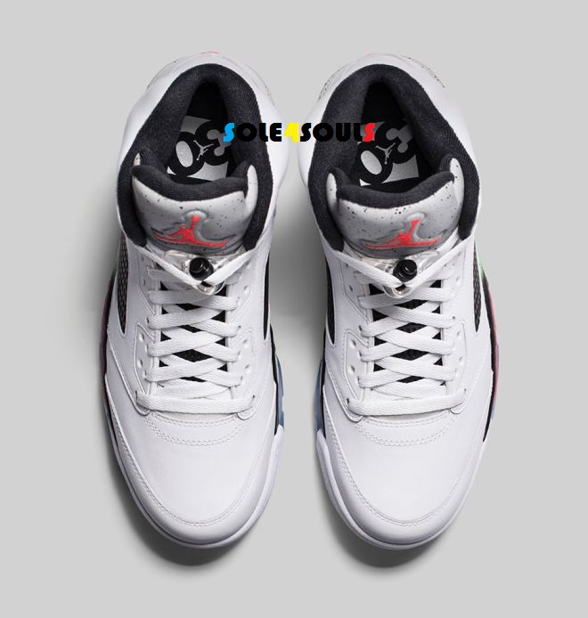 9667486a8fe329 Sole4Souls   Nike Air Jordan 5 Retro Space Jam