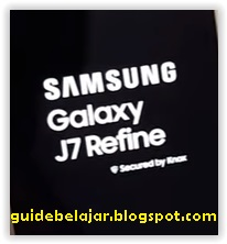 Samsung Galaxy J7 2018 Logo