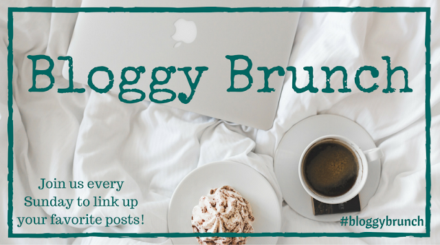 Bloggy Brunch Week 14