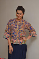 Actress Nikki Galrani at Trailer Launch of movie Team 5 Exclusive Pics ~  054.JPG