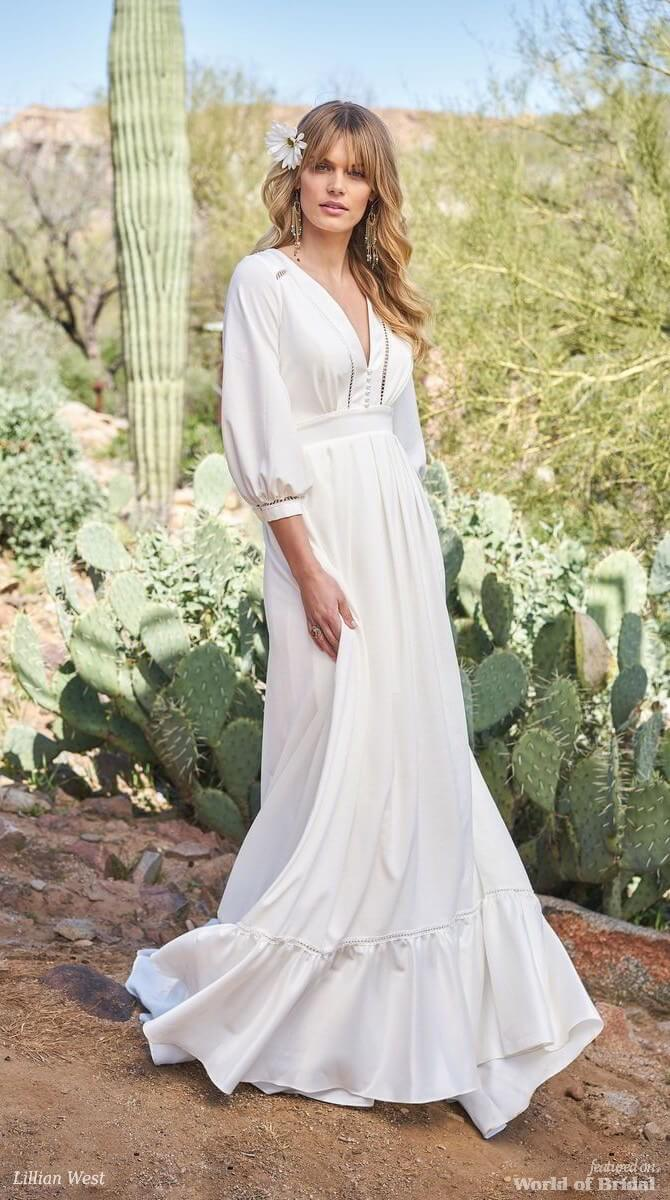 Lillian West Spring 2018 Bridal Collection - World of Bridal